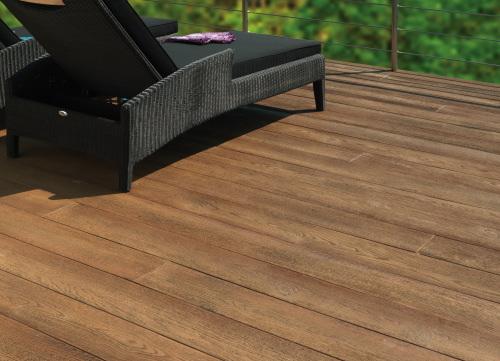 lames de terrasse millboard imitation bois. Black Bedroom Furniture Sets. Home Design Ideas