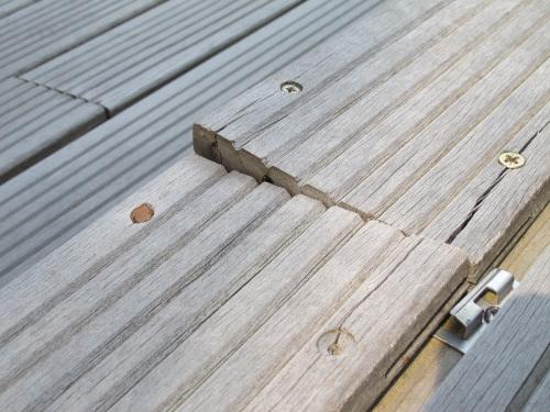 Galeries des Terrasses en Bois ratées Erreursà ne pas faire # Fabriquer Sa Terrasse En Bois