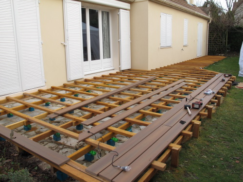 Lames En Bois Composite Fiberdeck Pictures to pin on Pinterest