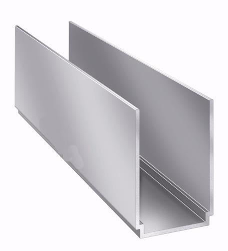Solive en Aluminium pour terrasses en Cumaru