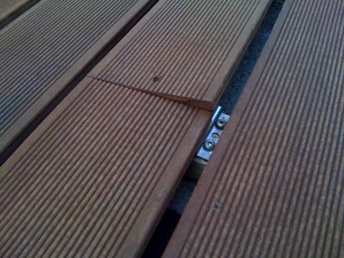 terrasse en bois pas chre - Lames Terrasse Pas Cher