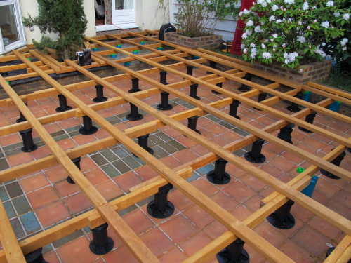 Plot Pvc Terrasse Bois Excellent Pin Fat Boy Buggle Up Nieuw