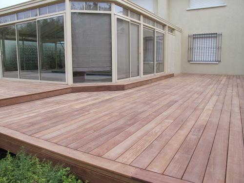 terrasse bois qualit. Black Bedroom Furniture Sets. Home Design Ideas