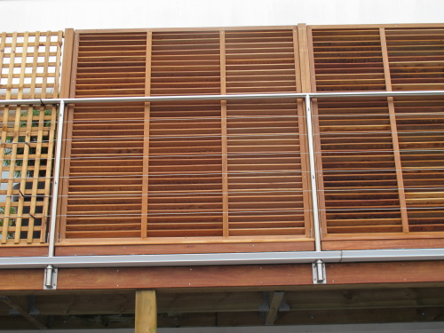 terrasse tanche avec bac acier et platelage bois. Black Bedroom Furniture Sets. Home Design Ideas