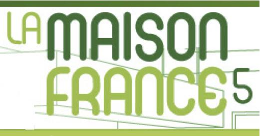 La maison france 5 les terrasses en bois Emission deco france 5