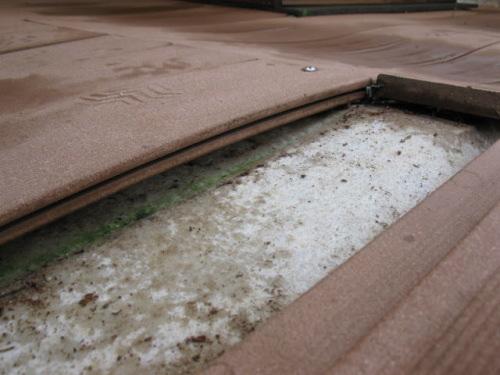 Problème Avec Terrasse Composite Déformée
