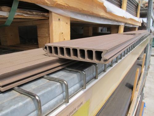 terrasse composite garantie 25 ans, photo vu sur  terrassenaturecom