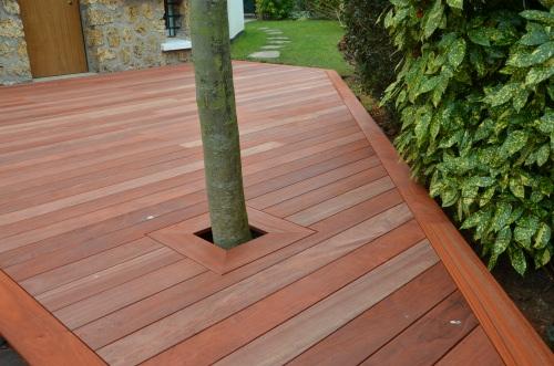 terrasses en bois en bois d 39 afrique le padouk. Black Bedroom Furniture Sets. Home Design Ideas