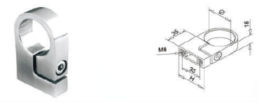 garde corps inox balustrade inox main courante pour terrasses en bois. Black Bedroom Furniture Sets. Home Design Ideas