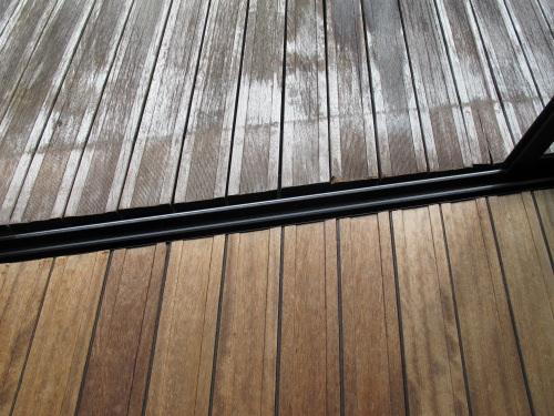 diff rence de couleur entre les lames de terrasse. Black Bedroom Furniture Sets. Home Design Ideas