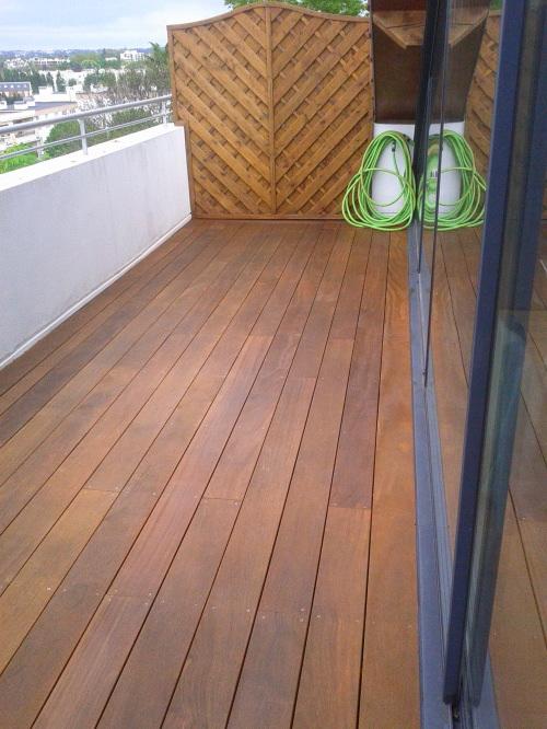 r nover terrasse en bois en ip avec huile. Black Bedroom Furniture Sets. Home Design Ideas