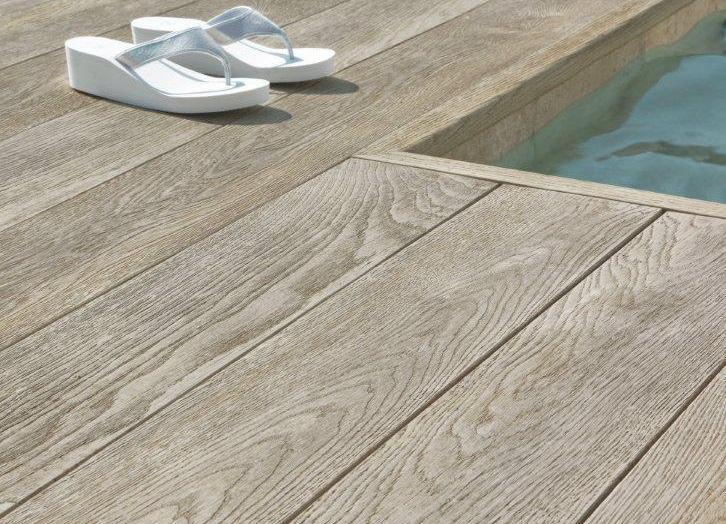 lames de terrasse millboard ch ne gris. Black Bedroom Furniture Sets. Home Design Ideas