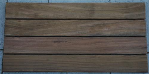 grands caillebotis pettite terrasse en bois. Black Bedroom Furniture Sets. Home Design Ideas