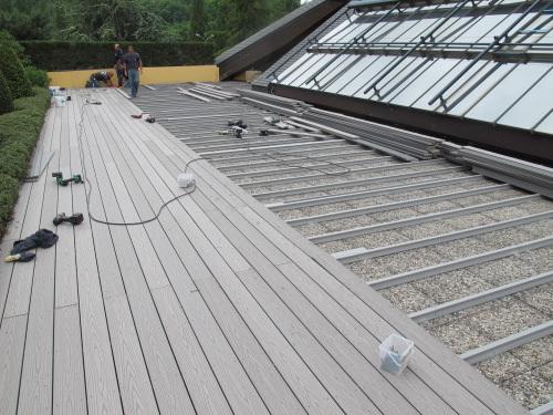 pose lambourde composite free best finition terrasse bois composite leroy merlin pose terrasse. Black Bedroom Furniture Sets. Home Design Ideas