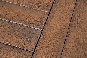 Lame de Terrasse MILLBOARD, Veinage Naturel Bois Vintage