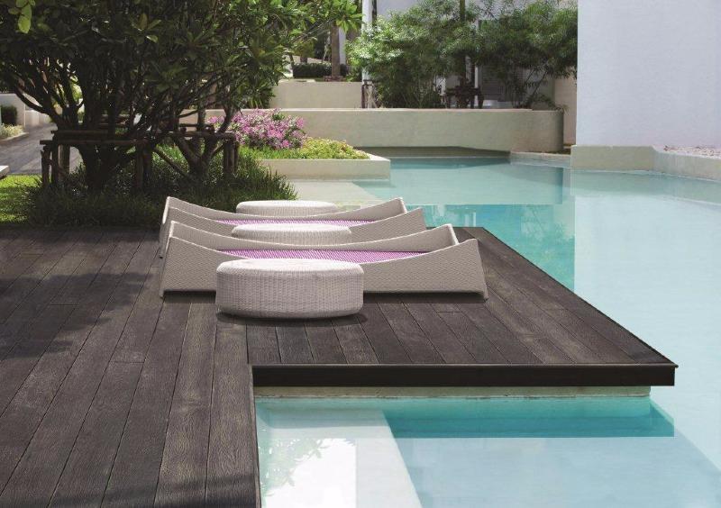Les lames de terrasse MILLBOARD présentent de nombreux avantages