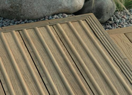 Lame de Terrasse MILLBOARD, Grain TACTILE