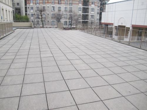 Grande Terrasse En Ip Sur tanchit Pour Un Erp