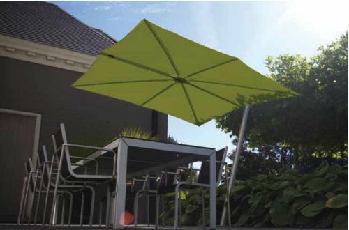 et tonnelle pour jardin, piscine ou terrasse en bois, Umbrosa Spectra