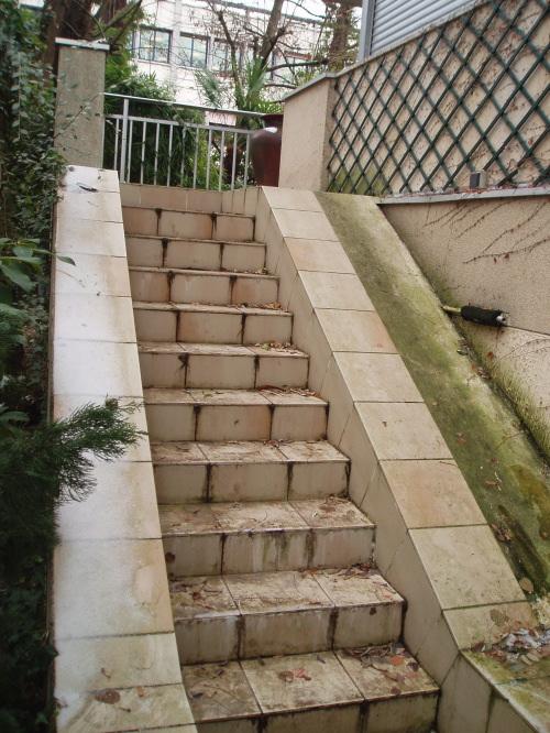 Refaire Un Escalier En Lames De Terrasses Bois