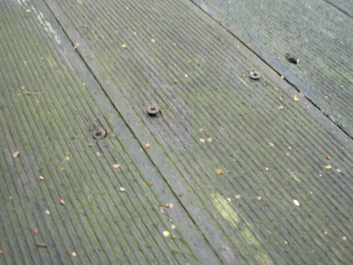 Déterminer Les Espaces Entre Les Lames De Terrasse