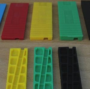 Cales PVC Spécial Terrasse Bois, Pour Isoler Les Lambourdes Du Sol Idees De Conception De Maison