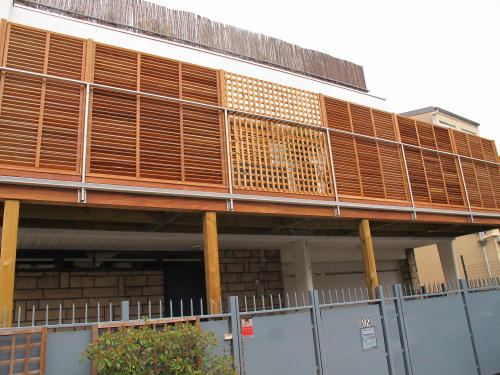 terrasse tanche industrialis immeuble ossature bois. Black Bedroom Furniture Sets. Home Design Ideas