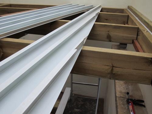 V randa sous terrasse tanche - Comment rendre une terrasse etanche ...